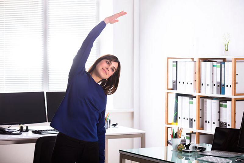 ¿Cómo fomentar hábitos de vida saludable en el trabajo?