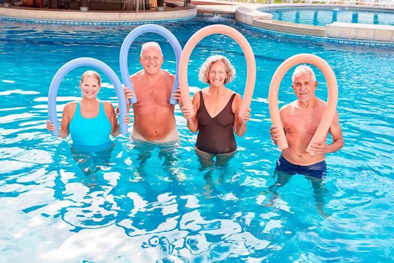 Adulto mayor: ¿Qué actividades físicas puede practicar?