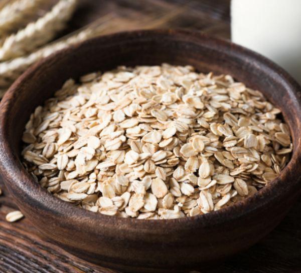 ácido fólico en cereal integral